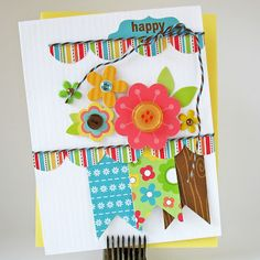 Happy Mother's Day by Kathy Martin for #Doodlebug using Flower Box