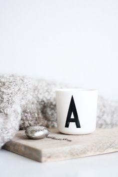 Design Letters by Arne Jacobsen | Peek Inside