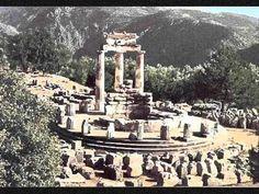 First Delphic Hymn to Apollo [original fragment] - YouTube