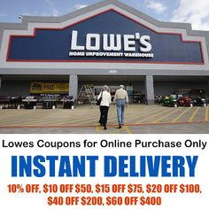 #Lowes #Promo #code Never Purchase a promo code again ~ Buy the #GENERATOR instead!!