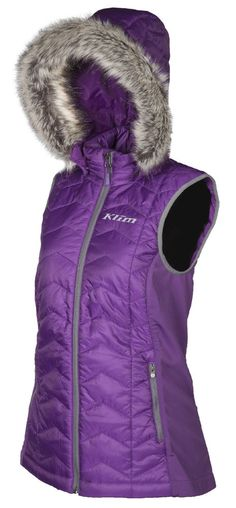 online shopping for KLIM Arise Vest from top store. See new offer for KLIM Arise Vest Snowmobile Clothing, Purple Vests, Winter Leggings, Church Hats, Casual Tops For Women, Calvin Klein Women, Feminine Style, Casual Outfits, Casual Clothes