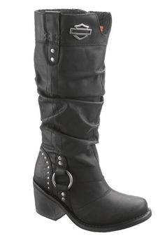 harley davidson attire for women | HARLEY DAVIDSON WOMEN'S JANA BOOT | Dress Me up and take Me out...