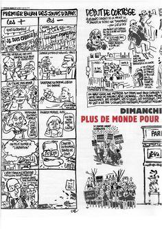 Pag 8 - Tutto il nr 1178 del 14 gennaio di Charlie Hebdo può essere scaricato liberamente da http://laduendes.blogspot.it/2015_01_01_archive.html
