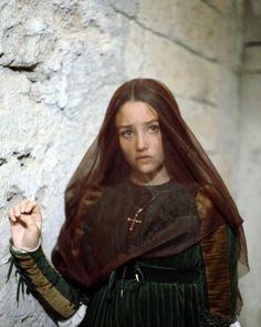 Olivia Hussey - Romeo & Juliet, I loved this movie! Olivia Hussey, Beau Film, William Shakespeare, Zeffirelli Romeo And Juliet, Juliet Capulet, Divas, Romeo Und Julia, Romeo Y Julieta, Non Blondes