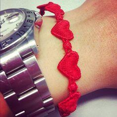 Cruciani bracelet!!!