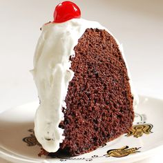 ice cream cake, but not what you think