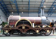 Iron Duke - GWR broad gauge replica 4-2-2