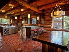 Image detail for -Western Style Ranch House in Windham, New York | Luxury House Design
