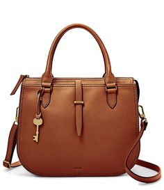 4293d8c0bb38 Fossil Ryder Leather Satchel. Burberry HandbagsLeather Satchel HandbagsSatchel  PurseBlack ...