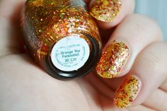 """OPI Nail Lacquers in You're So Vain-illa, My Signature is """"DC"""", Sorry I'm Fizzy Today, Orange You Fantastic!, Coca-Cola Red, Get Cherried Away, A Grape Affair, Green on the Runway, and Today I Accomplished Zero (OPI Coca-Cola) www.lustforlipgloss.com"""