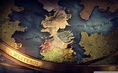 Game of Thrones: Geologie, Astronomie und White Walker Jaime Lannister, Cersei Lannister, Daenerys Targaryen, Westeros Map, Game Of Thrones Map, Watch Game Of Thrones, William Wallace, Map Wallpaper, Astronomy
