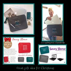 Great gift ideas for Christmas - Savvy Sleeve
