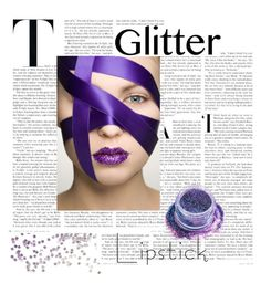 """""""Purple Shimmer"""" by shadowwings ❤ liked on Polyvore featuring beauty and In Your Dreams"""