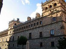 Salamanca Palacio de Monterrey