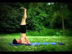 Yoga, Full Intermediate to Advanced Class -Yoga Foundations Class- Sivananda flow - 57 Minutes