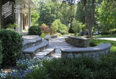 Landscape Design Project Gallery | Outdoor Living Spaces in Washington DC, Maryland & Virginia | Land & Water Design
