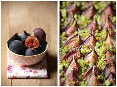 Les figues sont revenues ! On commence à trouver de belles figues violettes sur les étals des marché, et le week-end dernier, je n'ai pas résisté ! J'ai eu envie de les cuisiner. L'année dernière, j'avais proposé 2 recettes salées (une galette et des mini-cakes) alors cette année, place au sucré avec une belle tarte aux figues ! Mais avant ça, j'ai hésité. J'ai même posé la question sur la page facebook de Gourmandiseries pour vous demander votre avis. Visiblement, vous êtes comme moi : vous…
