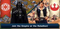 Nuevo Juego Gratis para iOS – Star Wars Commander