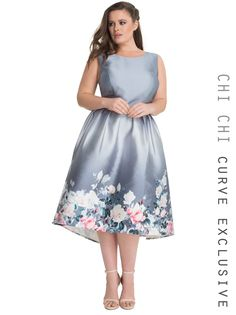 Chi Chi Curve Corinna Dress