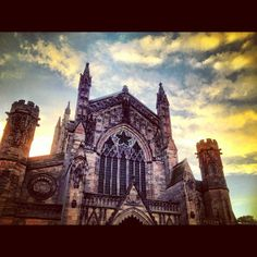 """See 62 photos and 2 tips from 344 visitors to Hereford Cathedral. """"You simply must visit the café for gorgeous cakes :-)"""" Hereford Cathedral, Herefordshire, Cathedral Church, Gorgeous Cakes, Cathedrals, Cool Places To Visit, Barcelona Cathedral, Worship, The Good Place"""