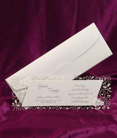 ΠΡΟΣΚΛΗΤΗΡΙΑ ΓΑΜΟΥ ΜΟΝΤΕΡΝΑ - Είδη γάμου & βάπτισης, μπομπονιέρες γάμου | Tresjoliebyfransis Laser Cut Invitation, Invitation Cards, Wedding Invitations, Wedding Cards, Personalized Items, Invitations, Scale Model, Wedding Ecards, Wedding Maps