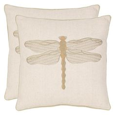 I pinned this Odonata Pillow (Set of 2) from the Perfect Pair event at Joss and Main!