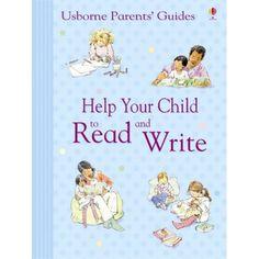 Un guía fácil de usar llena de actividades, juegos y consejos sobre cómo ayudar a preparar a los niños para aprender a leer y escribir.