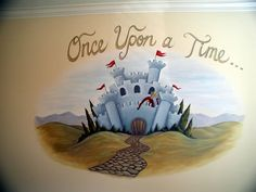 Children's Room One - Kyle's Dragon Castle - Designs by DJ