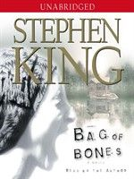 Click here to view Audiobook details for Bag of Bones by Stephen King