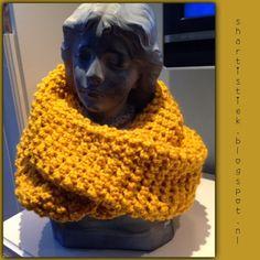 Shartistiek: Infinity Scarf (doorlopende sjaal)