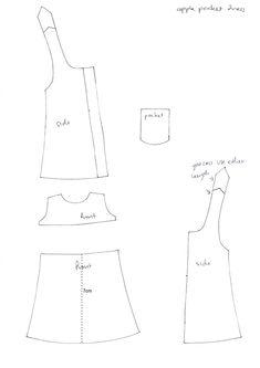 แพทเทิร์นชุดน้องblythe - LadySquare Club - Page 1 Doll Sewing Patterns, Clothing Patterns, Diy Clothing, Custom Clothes, Blythe Dolls, Girl Dolls, Tree Change Dolls, Doll Wardrobe, Doll Tutorial