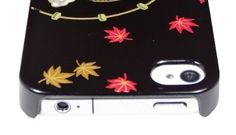 Black Raijin and Maple for iPhone4/4S