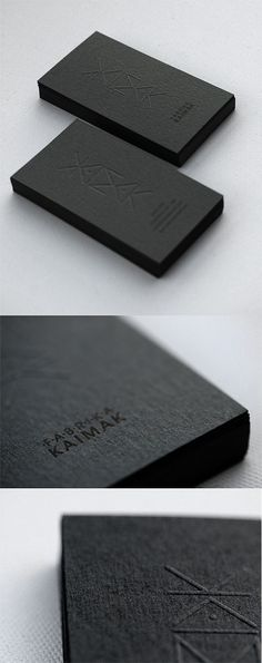 Currently browsing Kaimak Business Cards for your design inspiration