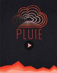 aplicacion mobil para reproduccion de musica.. PLUIE!