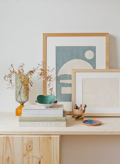 DIY Art: 6 Simple Art Ideas That are Affordable, Fast, and Actually Look Good Art Simple, Simple Shapes, Diy Interior, Do It Yourself Regal, Meme Design, Art Diy, Printed Napkins, Collage Design, Art Mural