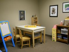 The Play Therapy Room. #Lifetime #LBH