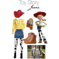 Create Your Costume. Jesse Toy Story ... 1d71dcfda54