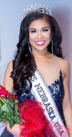 Hoang Kim Cung Crowned Miss Nebraska USA 2015