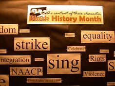 From interactive timelines and rich multimedia to lesson plans and study guides, find a variety of web resources that can help bring black history into the classroom.