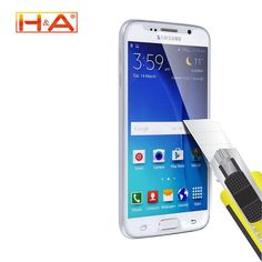 0.26mm 9H Tempered Glass for Samsung Galaxy S7 S6 S5 S4 S3 Note 2 3 4 5 Alpha Grand Prime Screen Protector Film for Galaxy S7