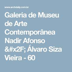 Galeria de Museu de Arte Contemporânea Nadir Afonso / Álvaro Siza Vieira - 60