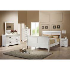 Louis Philip Sleigh Customizable Bedroom Set - http://delanico.com/bedroom-sets/louis-philip-sleigh-customizable-bedroom-set-589810393/