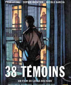 «38 Témoins» met le spectateur «en position de juré» http://next.liberation.fr/culture/1201606-posez-vos-questions-au-realisateur-lucas-belvaux