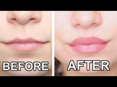 HOW TO GET BIGGER LIPS (in 2 Minutes) | DIY NATURAL LIP PLUMPING WITHOUT MAKEUP - YouTube