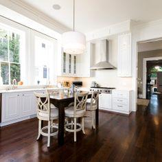 Dark Hardwood Flooring Design Ideas, Pictures, Remodel and Decor
