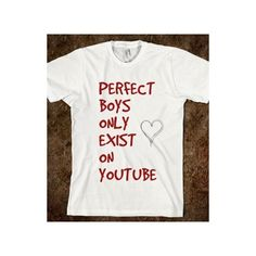 O2L SHIRT ($23) ❤ liked on Polyvore featuring tops, shirts, t-shirts y youtube
