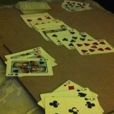Rummy...loved playing