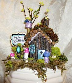 Fairy Meeting Place... nightly gatherings held after dark