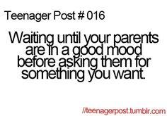 Teenage Post #016