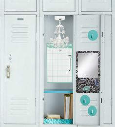 Dream Middle School Locker; this was my old account but someone hacked into it, so if I repost a lot don't think I'm weird.